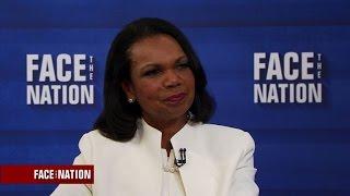Full interview: Condoleezza Rice, May 7