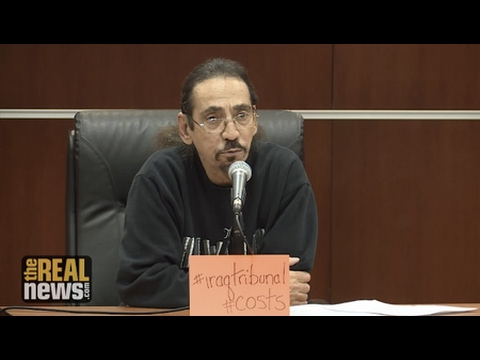 The People's Tribunal on the Iraq War, Day Two: Glen Ford