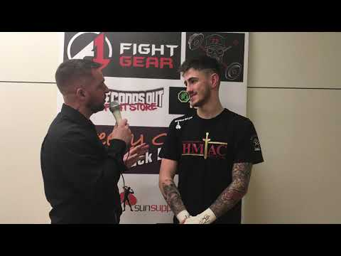 Finlay Wright | On Top 23 | MMA UK