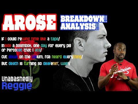 Eminem - Arose | Lyrics and Rhymes BREAKDOWN! ANALYSIS!