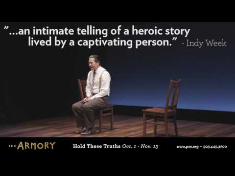Hold These Truths: In Performance