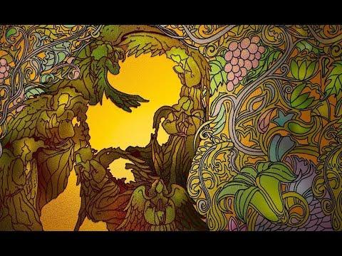 Был у Христа младенца сад   Baby Christ had a garden   Russian song