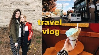 travel vlog