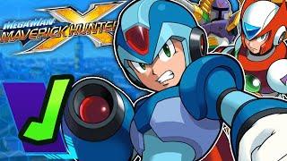 Mega Man Maverick Hunter X REVISITED!