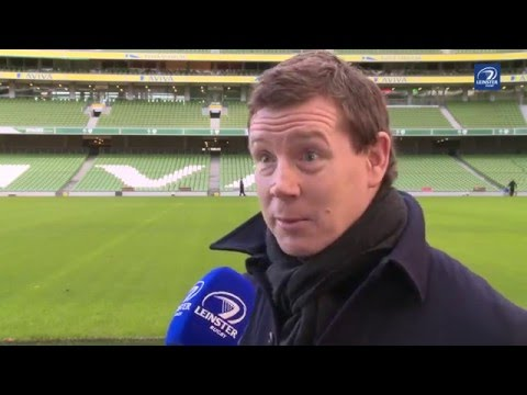 Costello, O'Kelly and Wallace on Leinster's first European game | Leinster TV