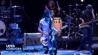 LEIVA - CORDOBA GUITAR FESTIVAL 2014