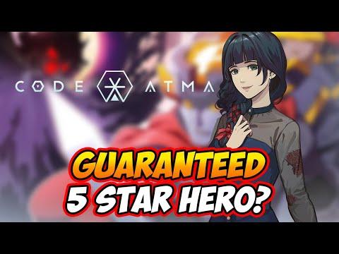 Code Atma, *Coupon Code Freebies!* How to get Guaranteed 5 Star Hero!
