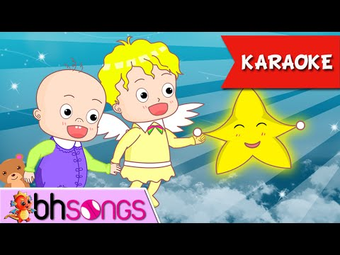 Rock A Bye Baby song karaoke with lyrics | Nursery Rhymes TV for Kids | Ultra HD 4K Music Video Full