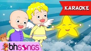 Rock A Bye Baby song karaoke with lyrics | Nursery Rhymes TV for Kids | Ultra HD 4K Music Video Full