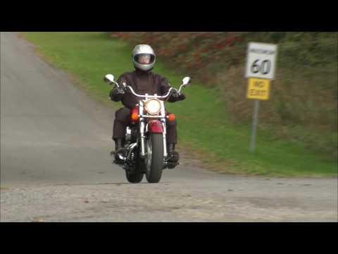 Honda VT750 Aero Motorcycle Experience Road Test