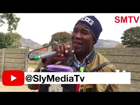 Richmond Siyakurima(radio Zim) finally has his Match in Mutare