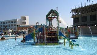 Детский аквапарк. Египет, Хургада, отель Titanic Aqua Park 4*(Главное развлечение для детей в отеле это аквапарк. Дети подолгу могут кататься на горках, а родители в..., 2014-11-24T10:35:21.000Z)