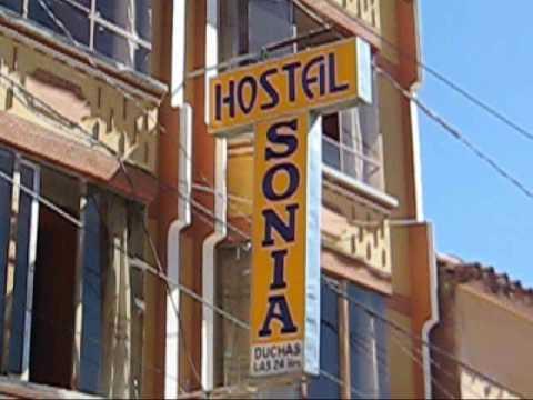 Hostal Sonia Copacabana, hostel reviews Bolivia