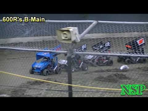 July 18, 2019 Clay Cup Night #1 600 Restricted Mini Sprints B-Main Deming Speedway