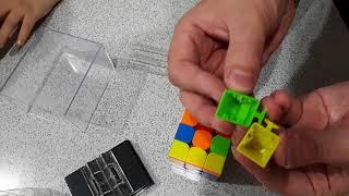 Магнитный Кубик Рубика 3х3х3 - Ожидал большего