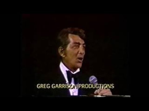 Dean Martin - Live at Westchester Music Theatre in New York 1977