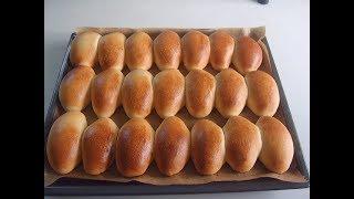 Пирожки с яблоками, тесто на закваске