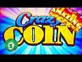 CRAZY BONUS! So Many Spins! Shark Week Slot Machine!! How ...