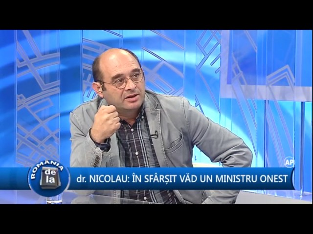 Sabin Gherman - Romania De La A La Z   LookTv 2016 sep 06