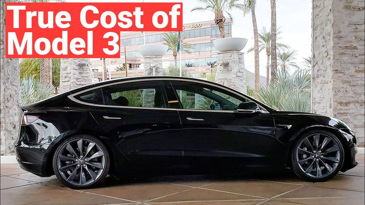 Tesla Model 3: True Cost of Ownership (Final Breakdown)