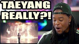 TAEYANG - EYES, NOSE, LIP MV | FLASHBACK FRIDAY REACTION!!! (#KPOPFBF)
