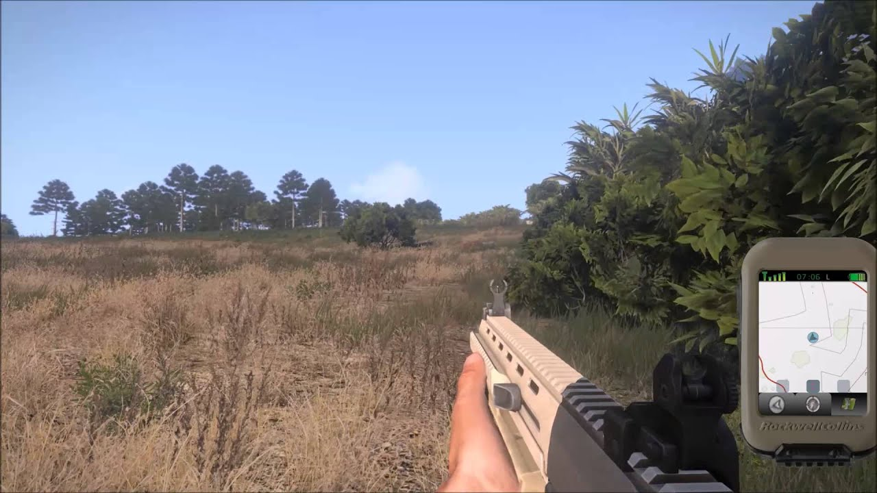 Arma 3 Mod Makes The Game Even More Realistic