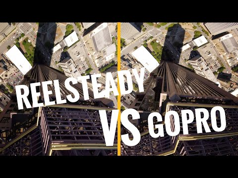 ReelSteady Vs Gopro - Building Dive - FPV Freestyle - YouTube