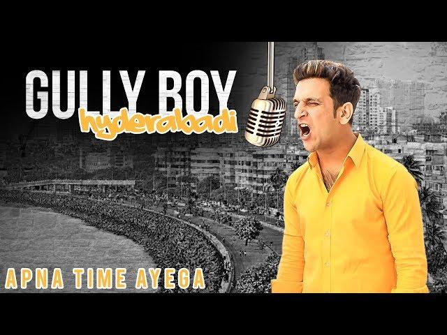 Gully Boy Hyderabadi || Apna Time Aayega || Shehbaaz Khan comedy club