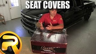 How to Install Seat Covers on a Chevrolet Silverado