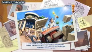 [Let's Play] [PC-HD] Leisure Suit Larry - Box Office Bust - Part 1