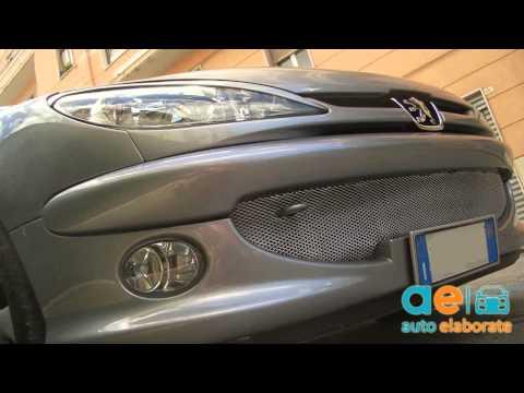 206 Xs 1,6 16 V Peugeot 206 Xs 1,6 16 V Tuning