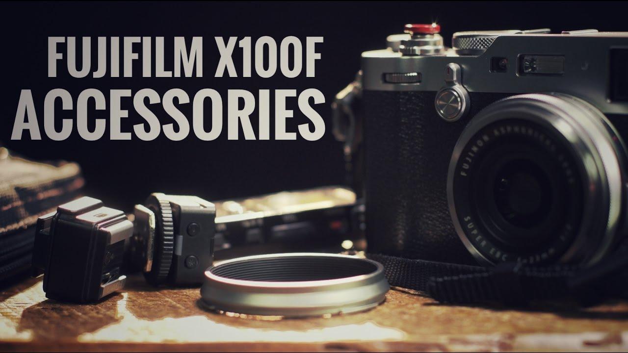 My Fuji X100F Accessories