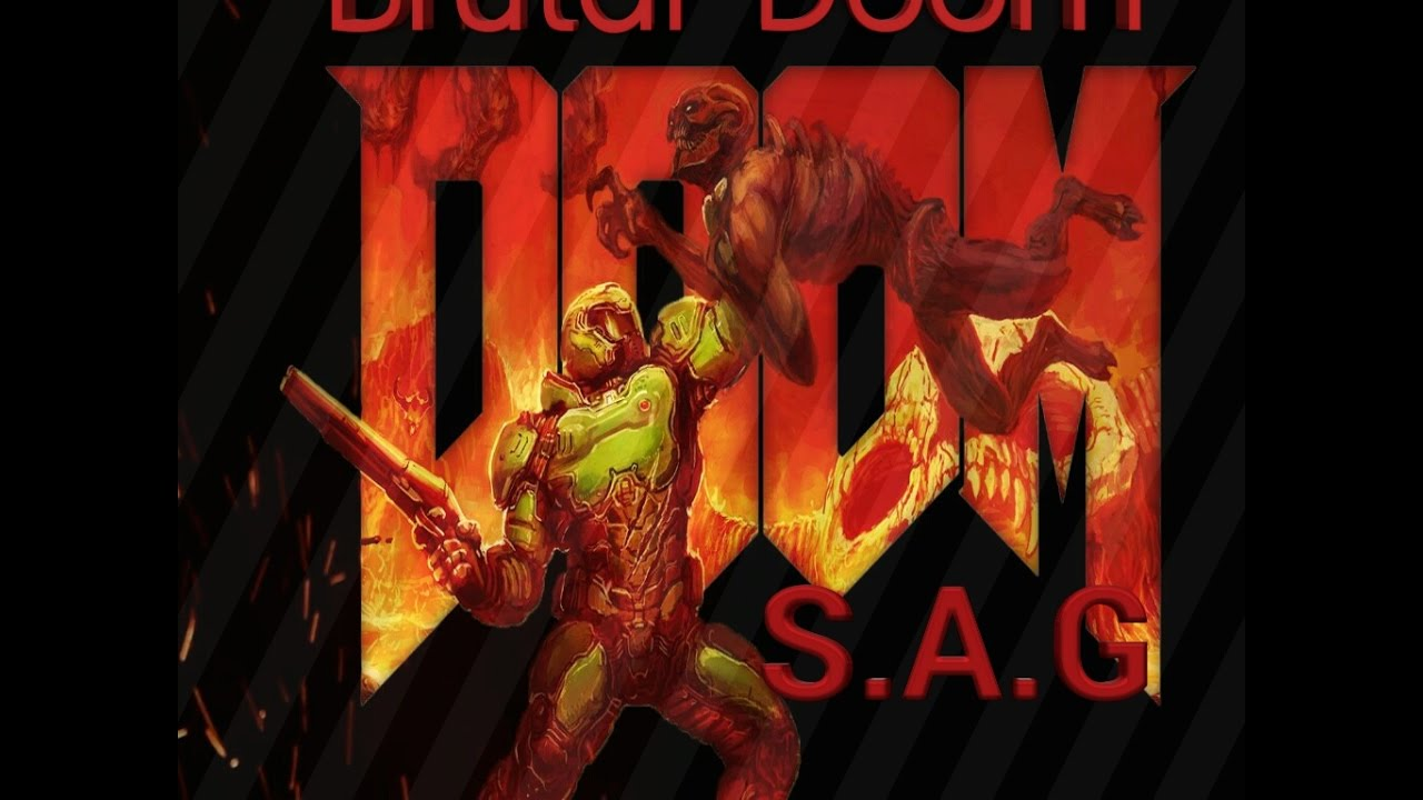Brutal Doom S A G v2 for Doom Touch