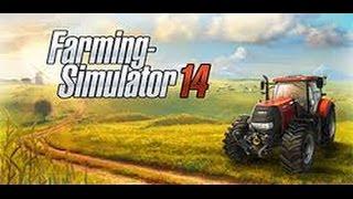 прохождение игры farming simulator  ч1