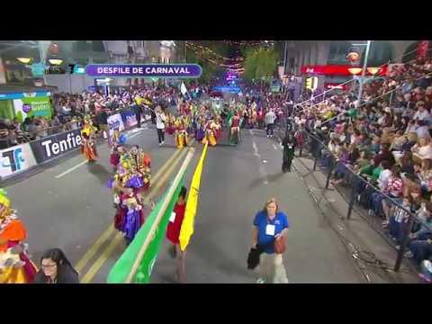 Desfile de Carnaval 2018 – Parte 1
