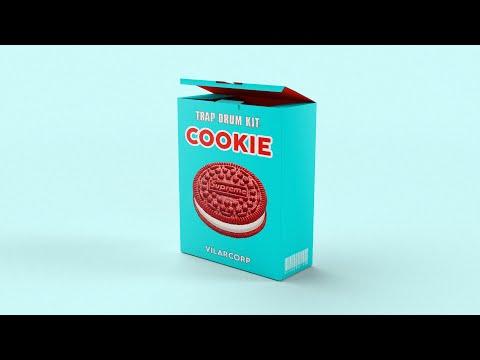 [FREE] COOKIE Trap Drum Kit by VILARCORP