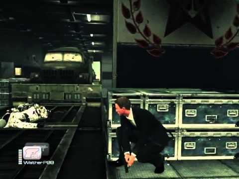 James Bond 007 Blood Stone Gameplay Level 4 Siberia On Foot