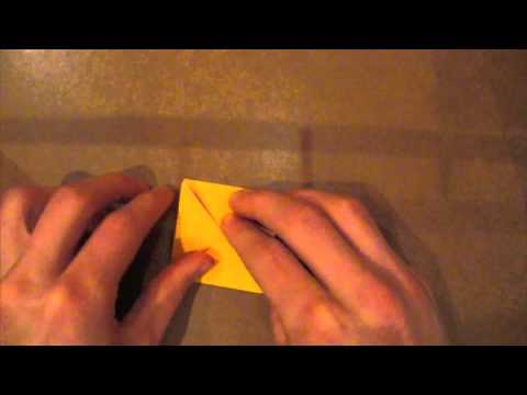 Origami Harry Potter Snitch Youtube