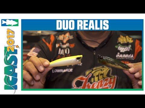 DUO Realis FangPop With Greg Gutierrez | ICAST 2017