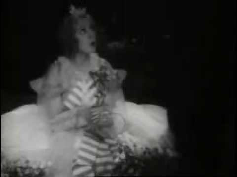 Mary Pickford Secrets her final movie and talkie clip 1!