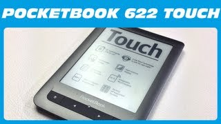 Pocketbook 622 Touch Unboxing & Kurzreview