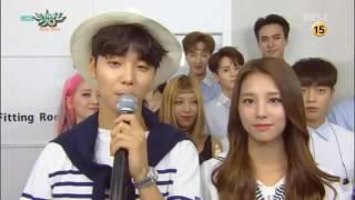 160708 뮤직뱅크 원더걸스(Wonder Girls)&비스트(Beast) Comeback Stage…