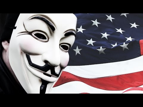 Anonymous - Message to America