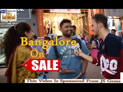 Bangalore on Shopping | Discount | Sale | Bangalore Media | Mc Taiwer
