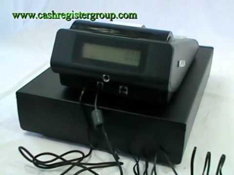 sam4s er 230 cash drawer installation youtube. Black Bedroom Furniture Sets. Home Design Ideas