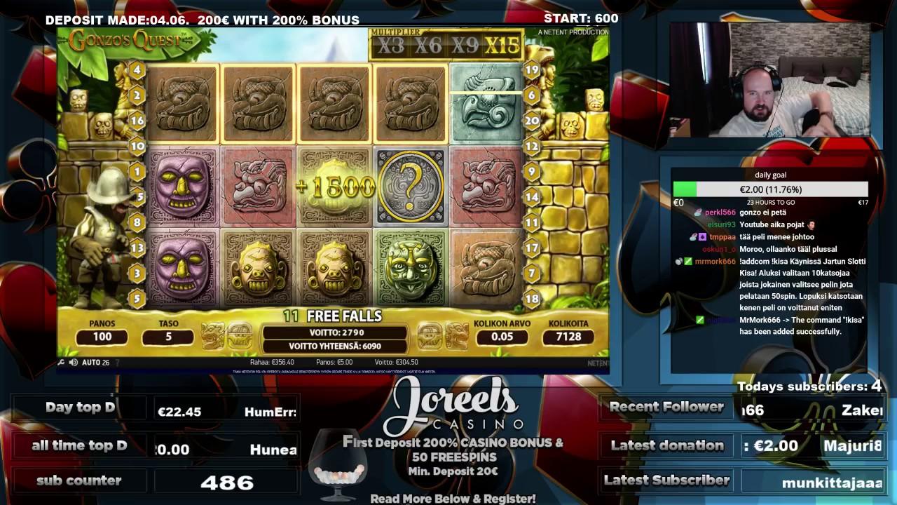 casino com bonus code