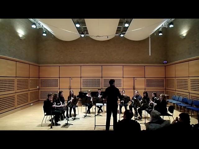 Blowsoc Clarinet Ensemble: Jollipop