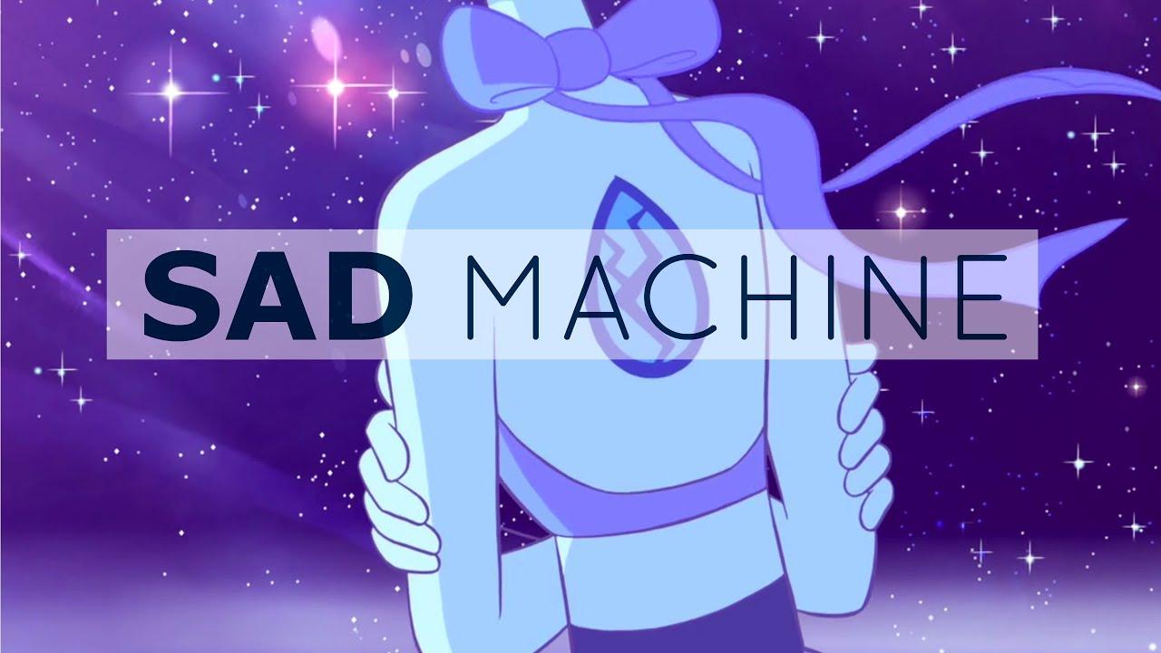 sad machine wallpaper