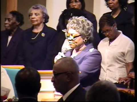 Rev. Dorothy Nell Williams Harrison. Home Going Service Part 1