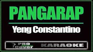 Pangarap - YENG CONSTANTINO (KARAOKE)